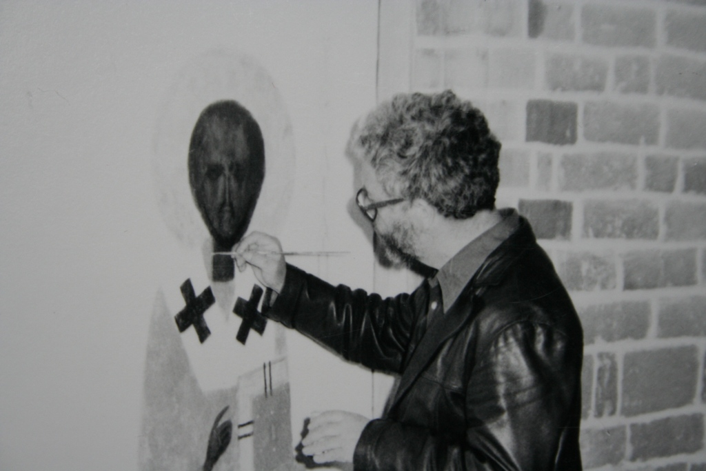 Nowosielski – sztuka sakralna