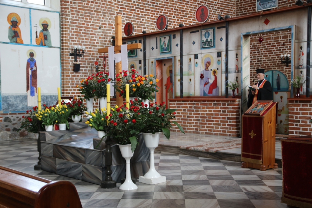 Wielki Piątek w chrześcijańskich Kościołach Wschodnich