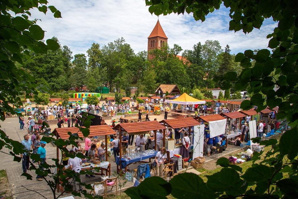 Fotorelacja z X Festiwalu Miast Cittaslow w Górowie Iławeckim