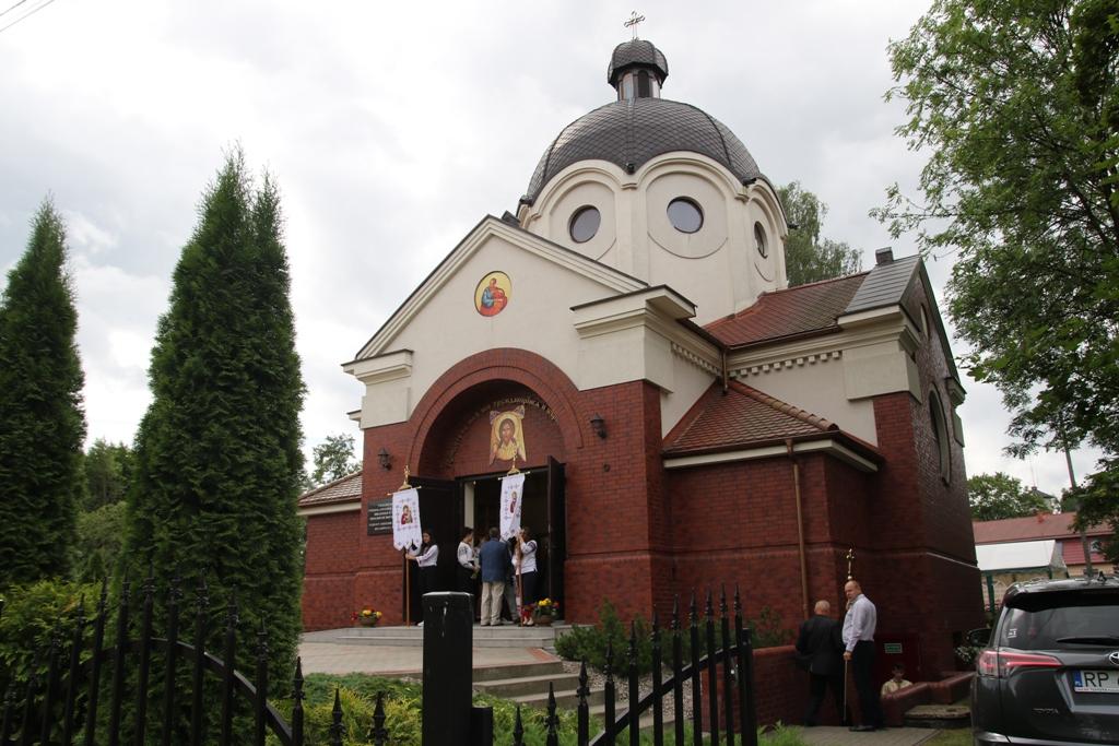 Greckokatolickie cerkwie Warmii i Mazur
