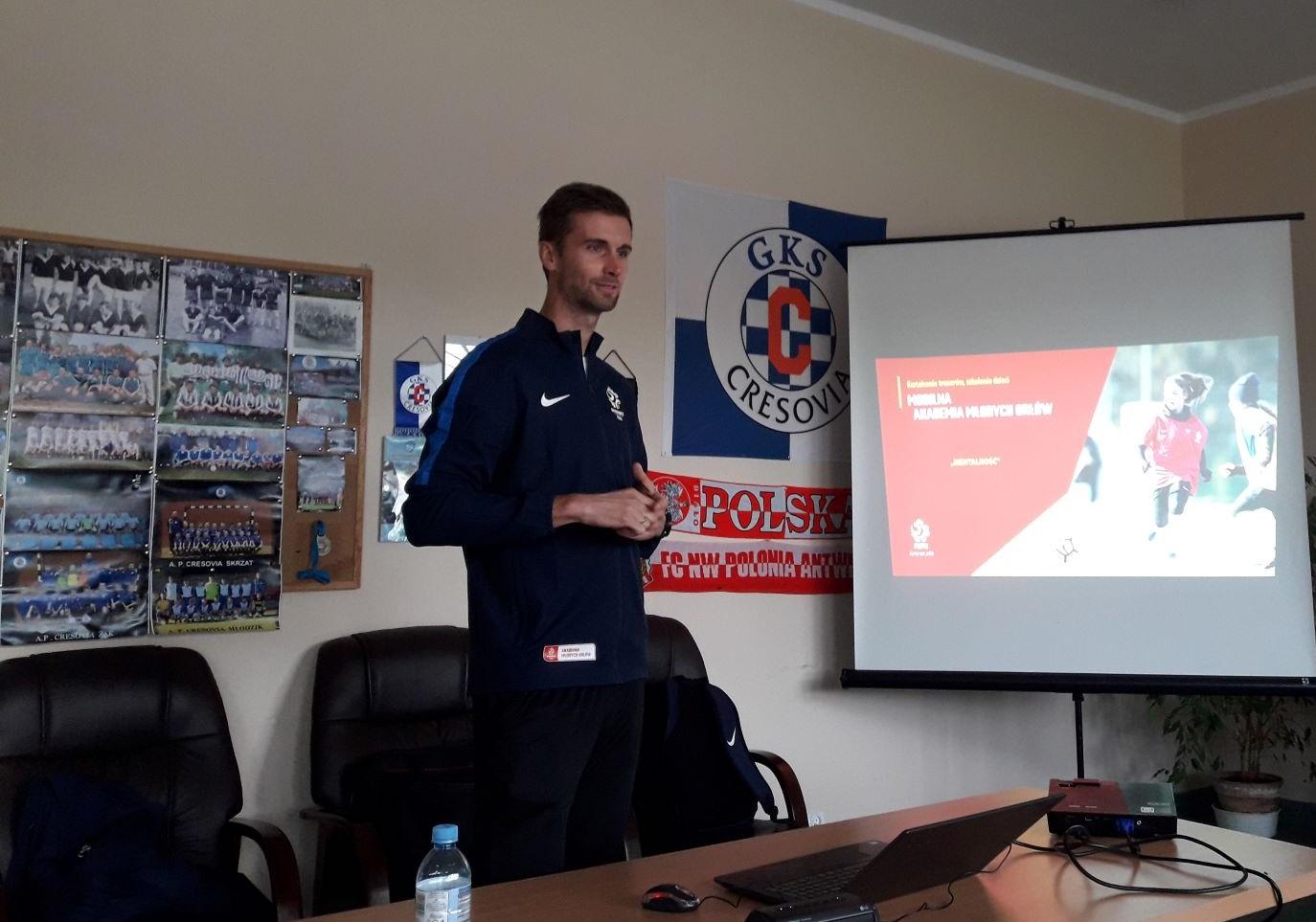 Mobilna AMO kolejny raz szkoliła w Górowie  Iławeckim