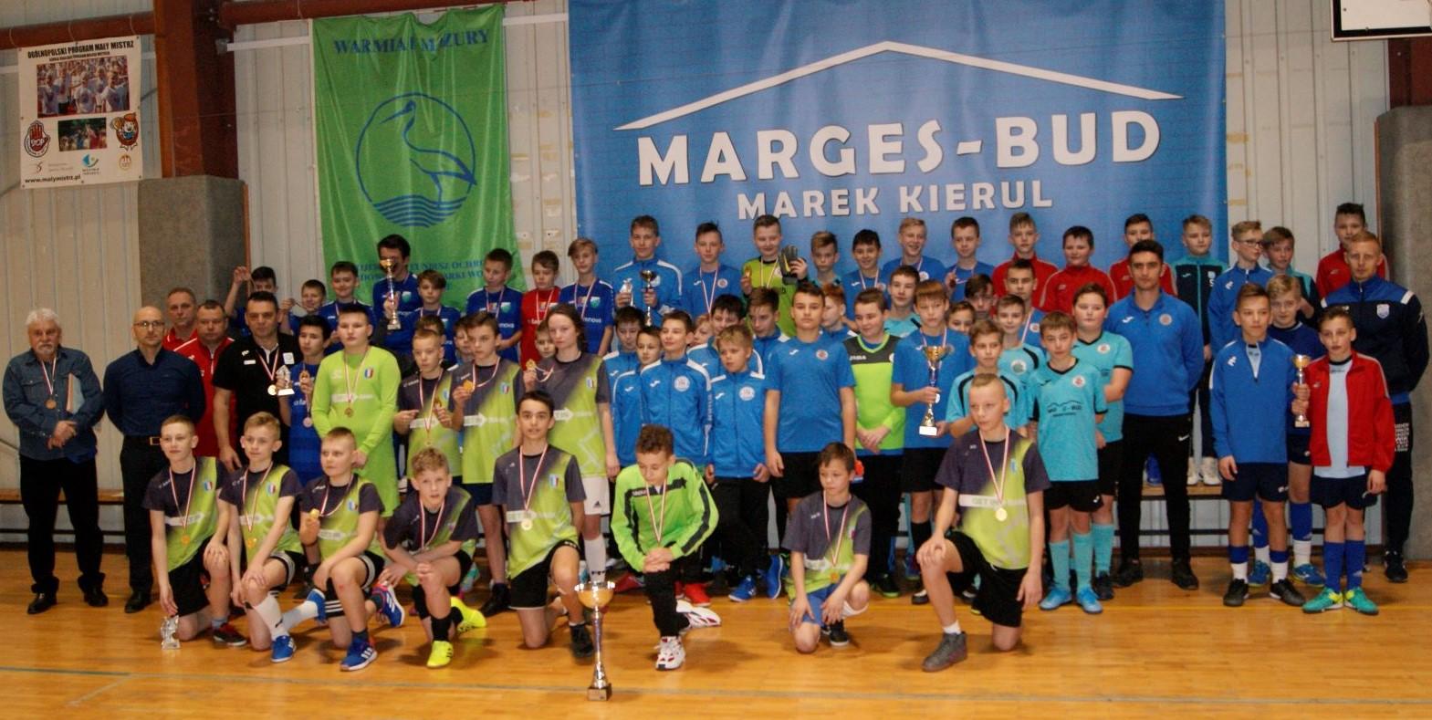 Zwycięstwo Polonii Pasłęk w drugim turnieju Cresovia Cup