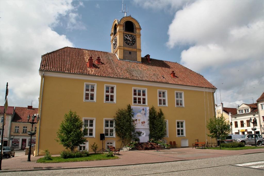 Uroczystość Najświętszego Ciała i Krwi Chrystusa w Górowie Iławeckim